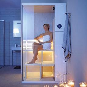 Super Compact Sauna by Duravit – Inipi B