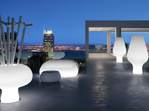 polyethylene lighting plust collection 1 Polyethylene LightingbyPlust