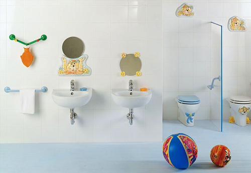 View In Gallery Cute Kids Bathroom Ideas Ponte Giulio 1 Cute Kids Bathroom  Ideas By Ponte Giulio