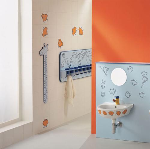 cute kids bathroom ideas ponte giulio 2 Cute Kids Bathroom Ideas by Ponte Giulio