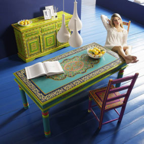 Fun Painted Furniture by Kare Design – Ibiza collection