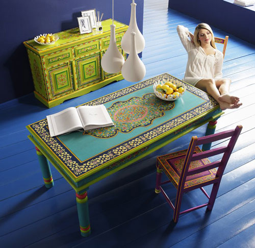Nice View In Gallery Fun Furniture Collection Kare Design Ibiza 1 Fun Painted  Furniture By Kare Design Ibiza Collection