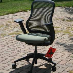 Ergonomic Office Seating : Knoll ReGeneration Chair