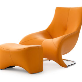 2013 Luxury Loungers from Leolux: Darius and Bolea