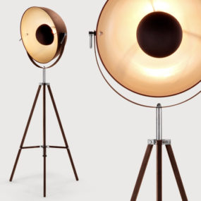 Chic Tripod Floor Lamps from Made