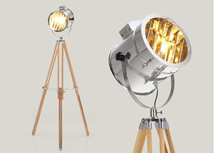 Tripod Floor Lamps from Made