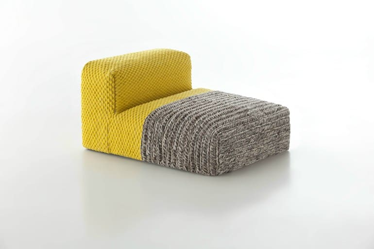 Ordinaire View In Gallery Wool Furniture  Gan Mangas Spaces Collection Patricia Urquiola
