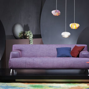 Downy Soft Oscar Sofa by Leolux