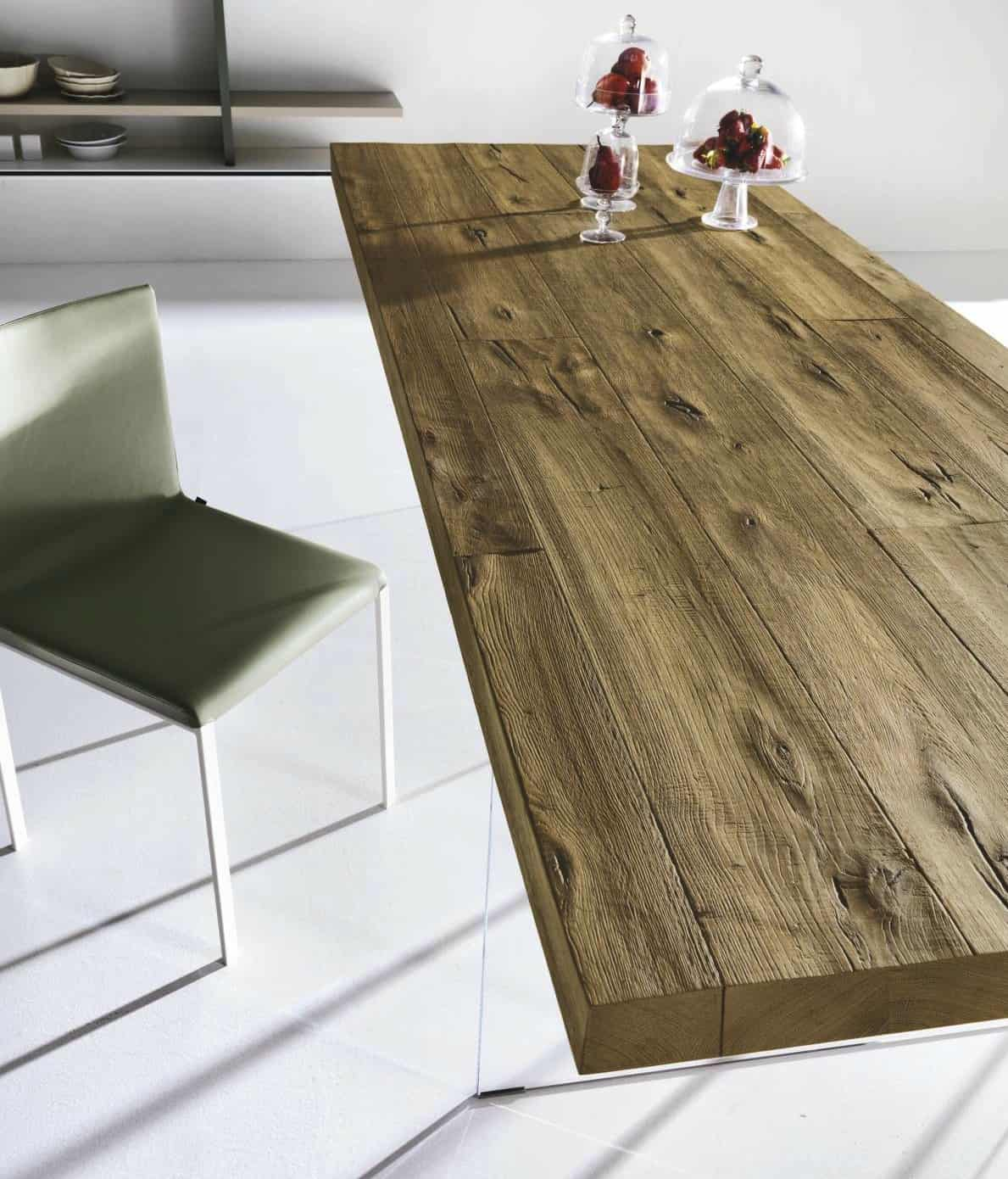 Air Tables by Lago Feature the Soul of Wood