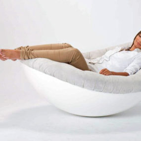 Rocker Daybed Odu by Rosconi