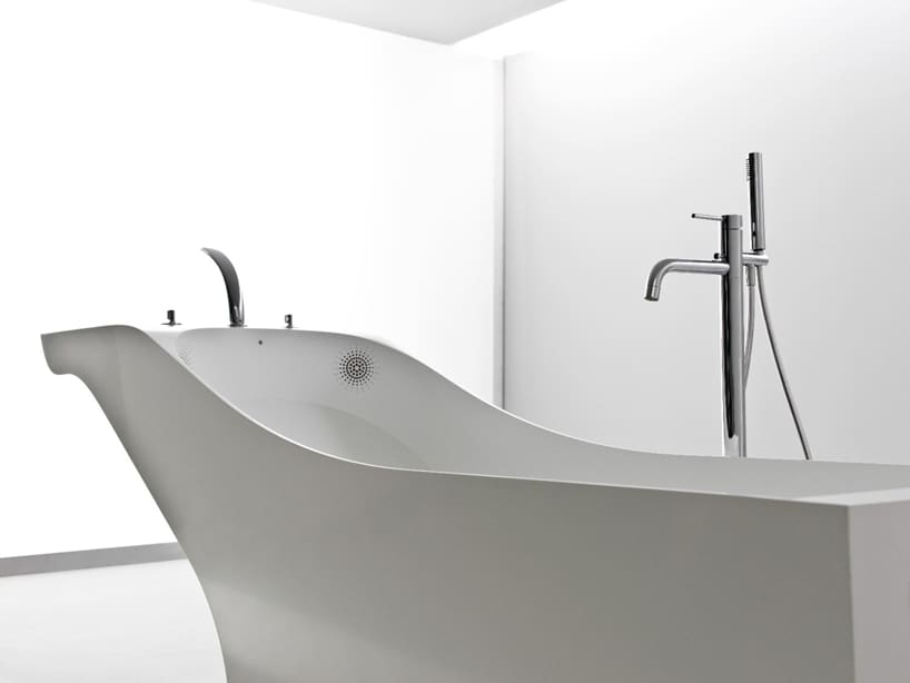 Sink Tub Combo by Desnahemisfera: Symbiosis