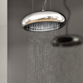 Stylish Sospesa Rain Shower by Ponsi