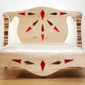 The Amazing Creativity and Craftsmanship of Allan Lake Furniture
