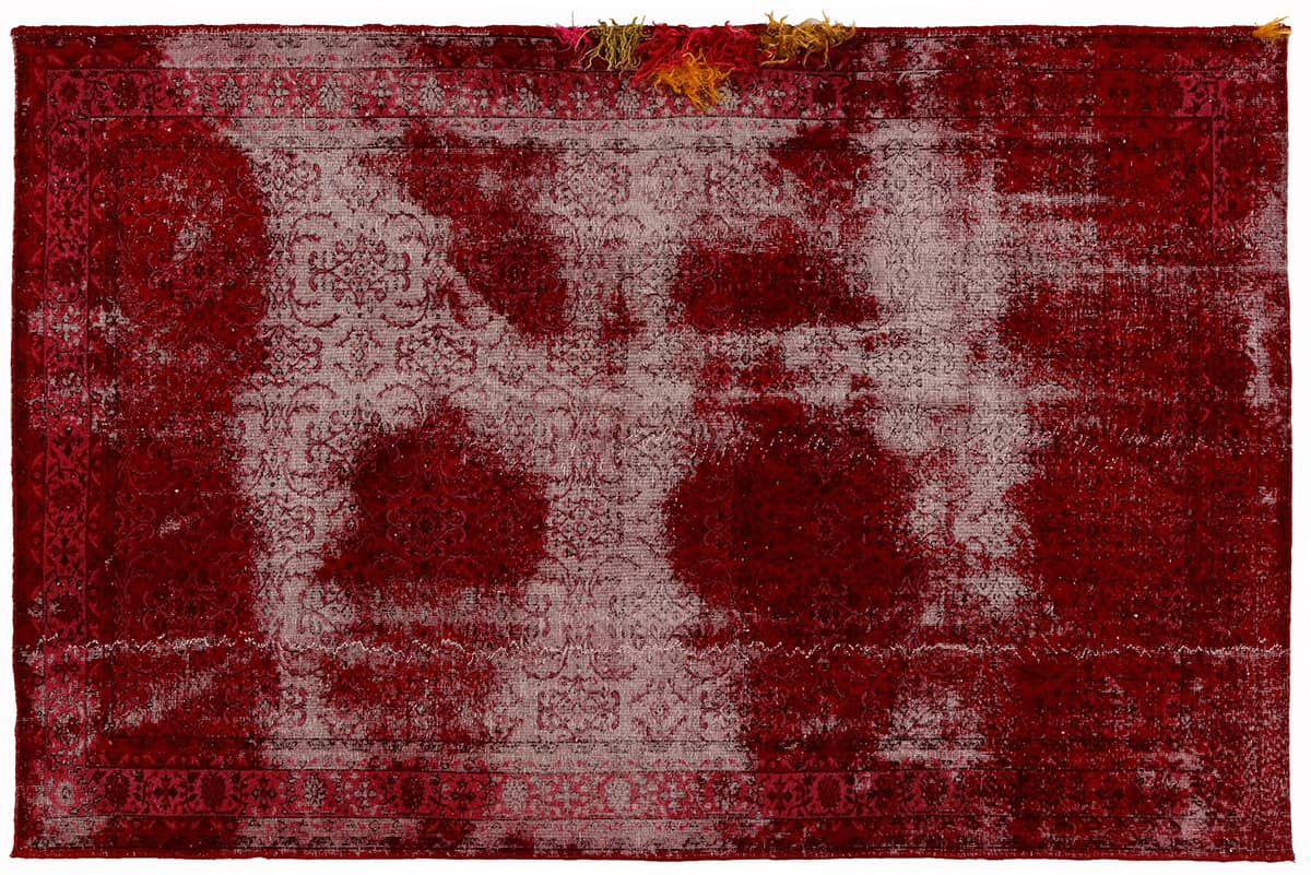 Vintage Mohair Rugs By Golran