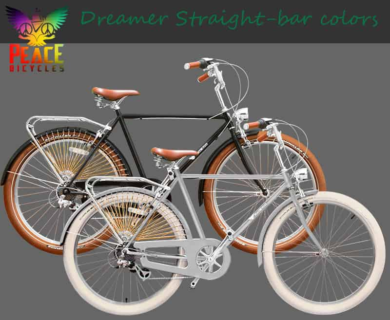 The Dreamer By Peace Bicycles Is A Dream Come True