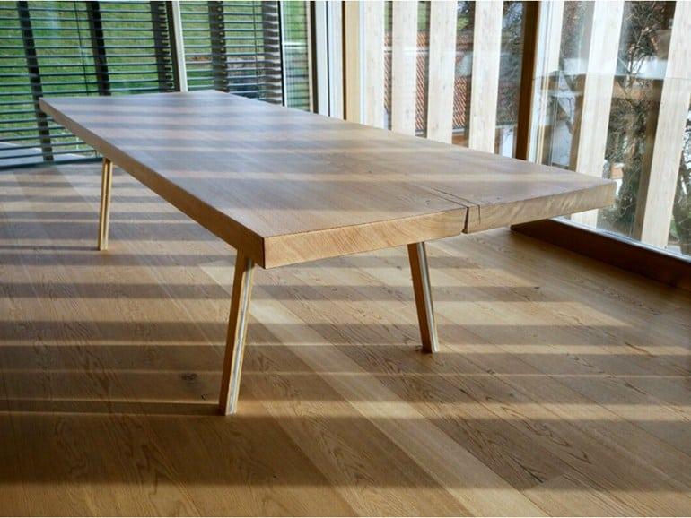 Splitting Dining Room Table