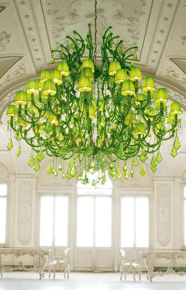 Spectacular lime green chandeliers by masiero ottocento collection view in gallery spectacular lime green chandeliers by masiero ottocento collection 1 thumb 630x983 42537 spectacular lime green chandeliers aloadofball Choice Image