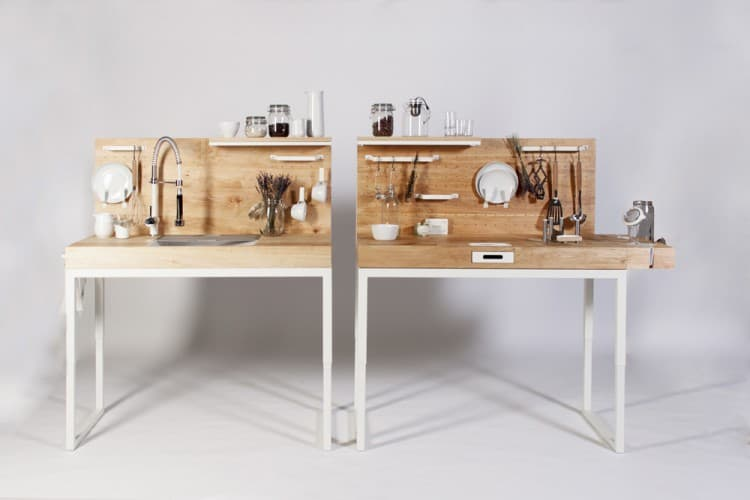 Chop Chop Kitchen designed for Everyone by Dirk Biotto