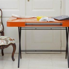 Ultra-Thin Cosimo Desk by Marco Zanuso Jr. for Adentro