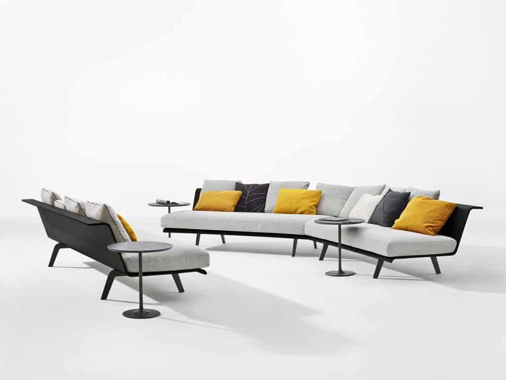 View In Gallery Versatile Modular Sofa System Zinta From Arper 11.