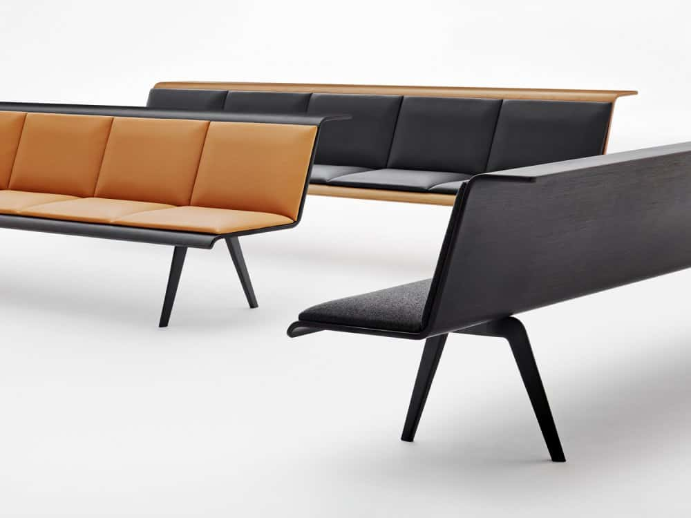 View In Gallery Versatile Modular Sofa System Zinta From Arper 9.