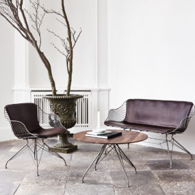 Wire Collection by Overgaard & Dyrman combines Saddlery and Metalwork