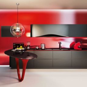 OLA 25 Limited Edition – a Snaidero brand kitchen designed by Pininfarina