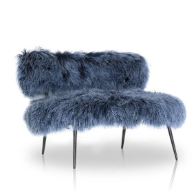 Faux Fur Furniture from Baxter by Paola Navone: Nepal