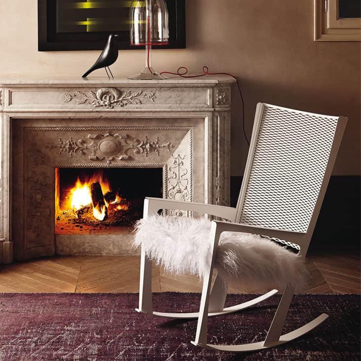 classic rocking chair cornelia by giorgio cattelan 2