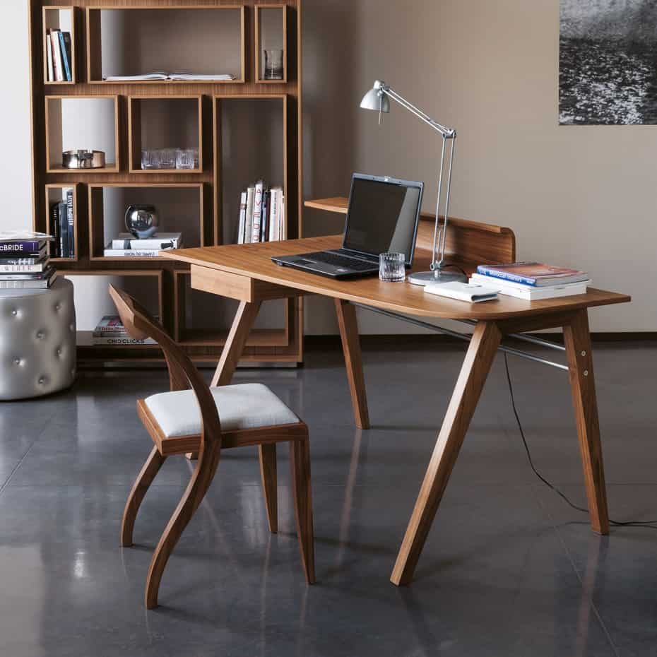 View In Gallery Elegant Wooden Furniture And Mirrors Porada 6