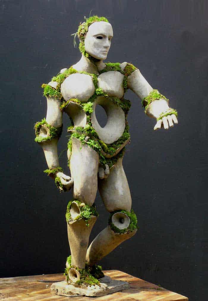 Living Sculptures from Opiary Rock Your Garden