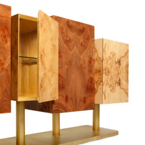 Beyond Exotic: The Special Tree Sideboard by JSB