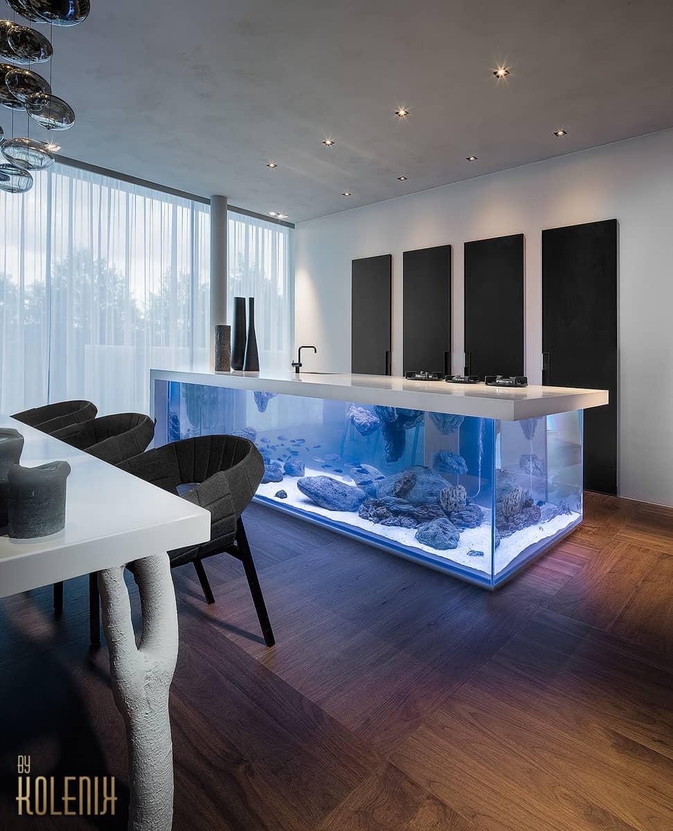 View In Gallery Ocean Keuken Kitchen Aquarium Kolenik 1