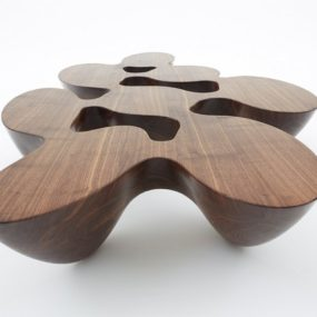 Fabulous Fluid Quark Coffee Table Collection by Emmanuel Babled