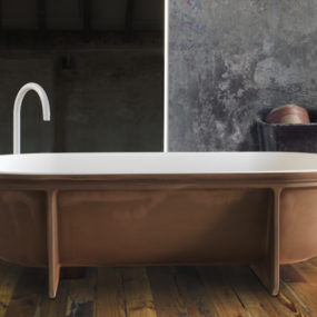 Stunning Bathtub by Falper Exposes Everything