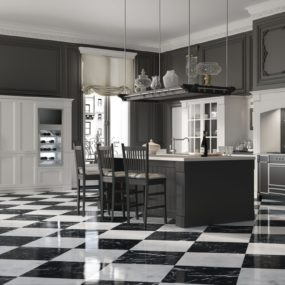 Contemporary kitchen by Bontempi - Mood Ecleticklook kitchen for ...