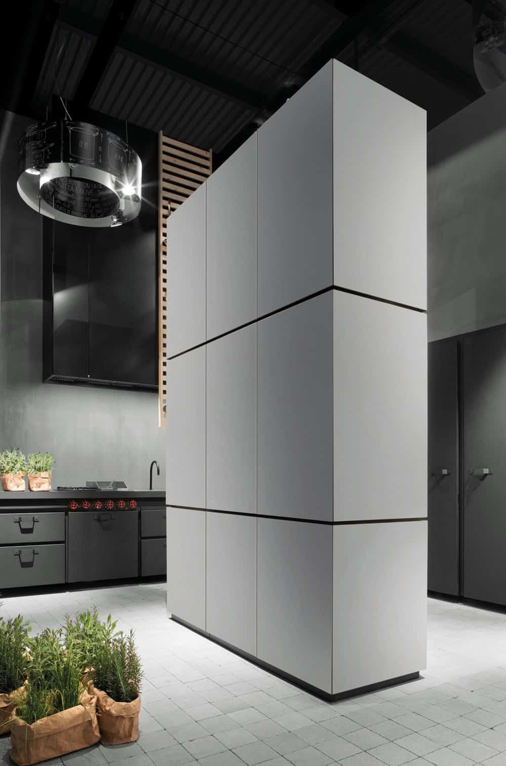 Natural Skin Kitchen By Minacciolo Industrial And Sleek