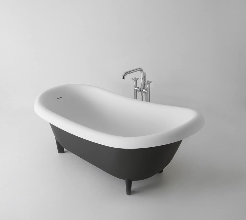 View In Gallery Retro Modern Free Standing Tub By Antonio Lupi