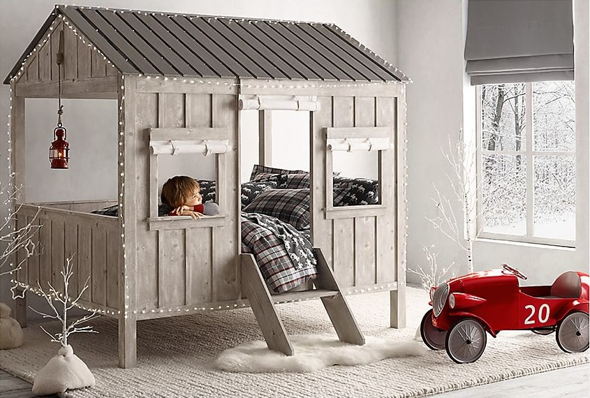 Superieur Kids Cabin Bed By Restoration Hardware