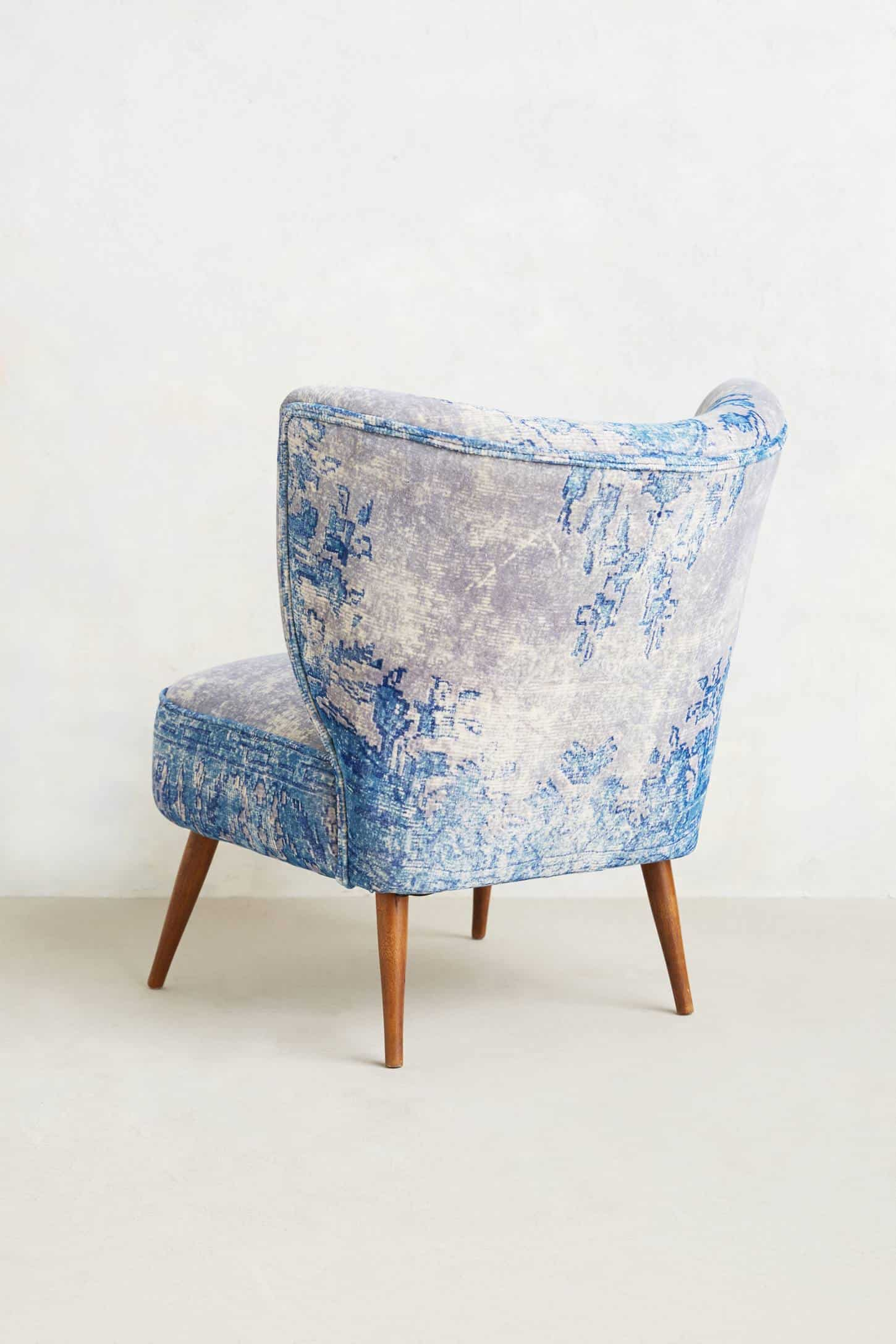View In Gallery Moresque Occasional Chairs Anthropologie 5