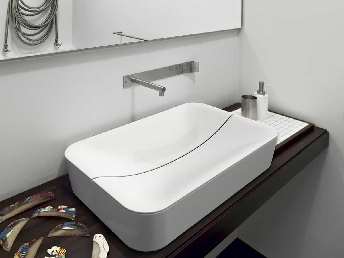 Fresh View in gallery scarabeo re interprets the mon sink drain design thumb xauto Scarabeo Reinterprets the Common