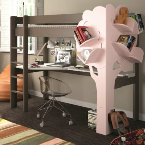 Adorable Kids Bookcase from Mathy by Bols