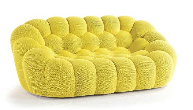 View In Gallery Roche Bobois Bubble Large 3 Seat Sofa