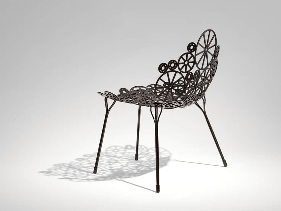 Laser Cut Metal Furniture Estrella By Fernando And Humberto Campana For A Lot Of Brasil