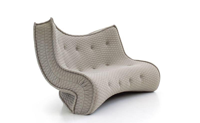 Fabulous Moroso Matrizia Sofa By Ron Arad Bralicious Painted Fabric Chair Ideas Braliciousco