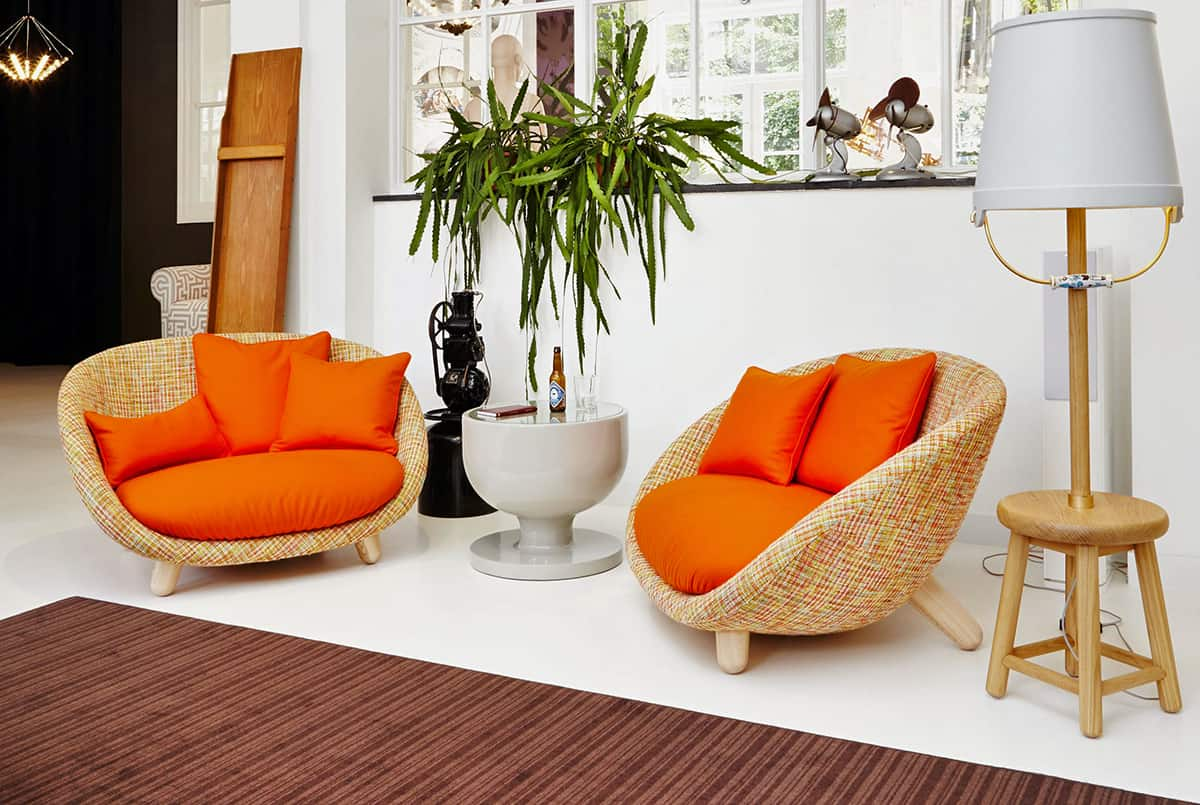 View In Gallery Funky Love Sofa By Marcel Wanders Will Romance
