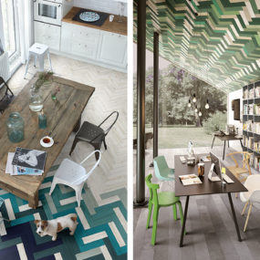 Artisan Tile Inspires Bold Floor and Wall Designs