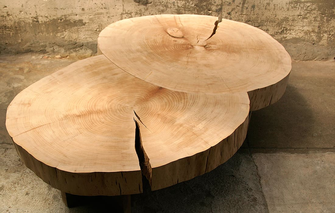 Wonderful Wooden Furniture by Andre Joyau