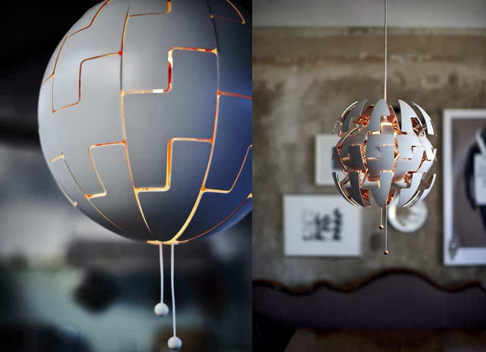 Ikea Ps 2014 Pendant A Lamp That Dims While Changing Looks