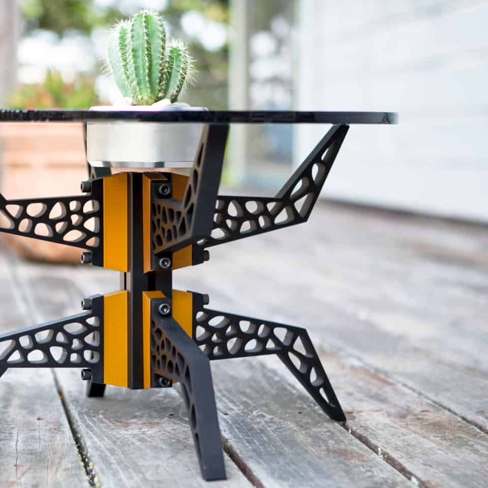 Funky Coffee Tables: Funky Industrial Coffee Table By Craft Modern
